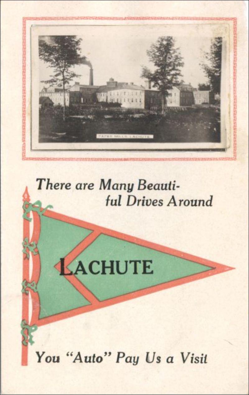 Paper Mills, Lachute